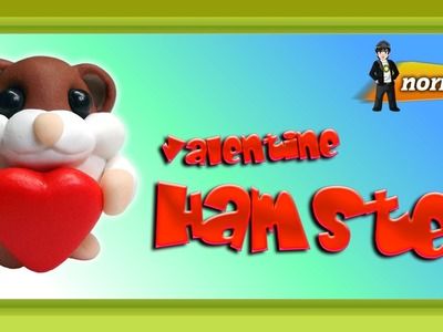 Polymer Clay Fimo - Valentine Hamster - *normal Tutorial*