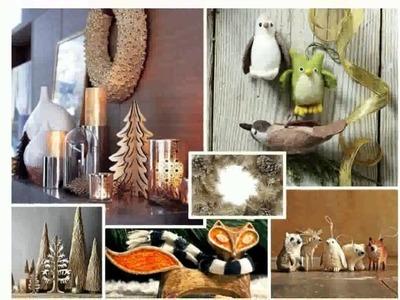 Christmas Decoration Handmade Ideas