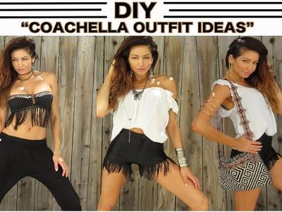 DIY COACHELLA OUTFIT IDEAS