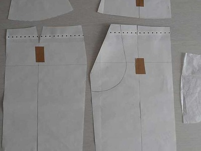How To Make The Skirt Pattern With Yoke And Pockets - DIY  Tutorial - Guidecentral
