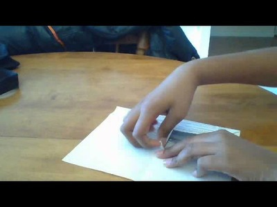 How to make a AWESOME PAPER AIRPLANE no scissors or glue