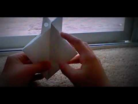 How to make a Bunny out of paper