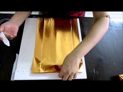 How to make a paper bag. gift bag