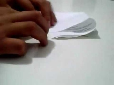 How to make a paper banger( Loud Noise)