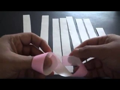 How to make a Paper Gift Wrapping Ribbon!