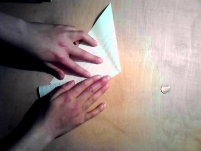 How to make paper needle