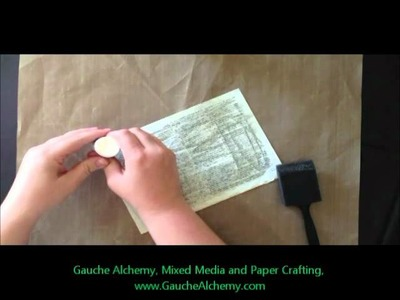 How to Make Resin Paper