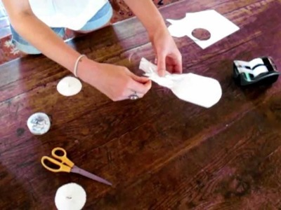 Make a paper goblet from a sheet of paper   GCED   How to
