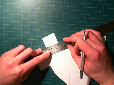 Making Paper Chair Models