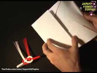 Mizuhiki: The Art of Tying Paper Cords - JVT 2009-03