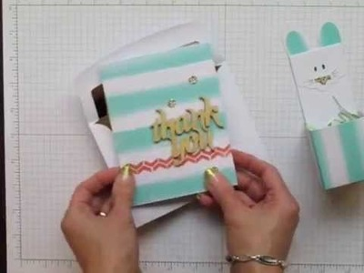 My Paper Pumpkin March 2014 Glittered Greetings Kit - Lots of Ideas (Part 1 of 2)