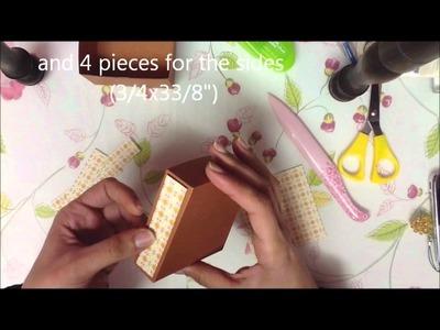 Paper Box - tutorial