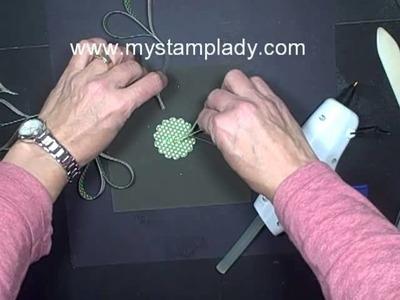 Paper Strip Handmade Ornament