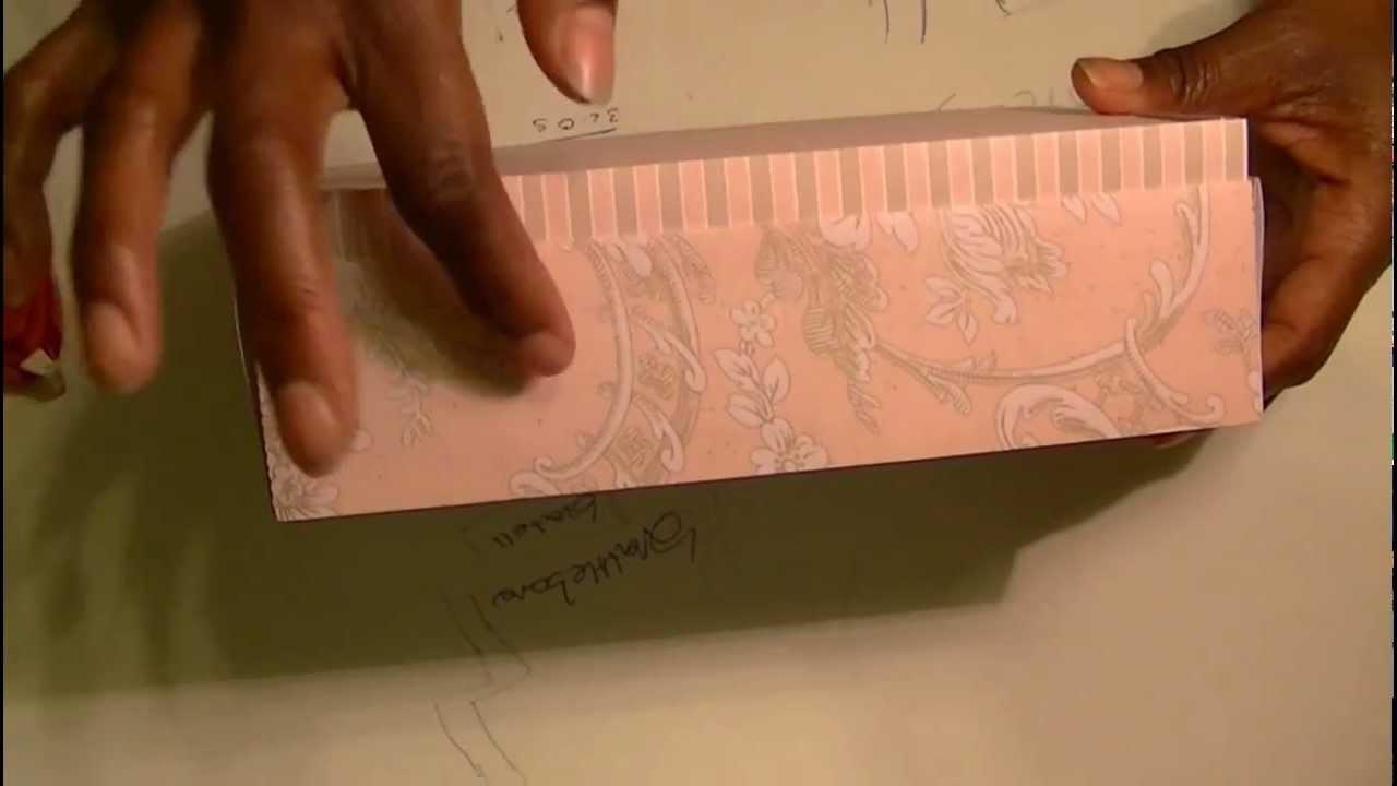 Paper Suitcase PART 2