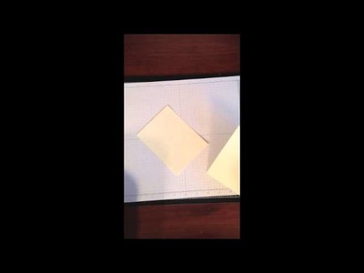 Waxed Paper Resist Method