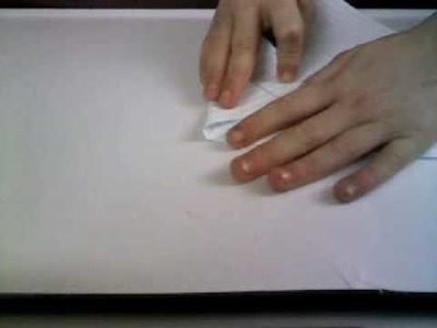 How to make a fortune teller out of paper