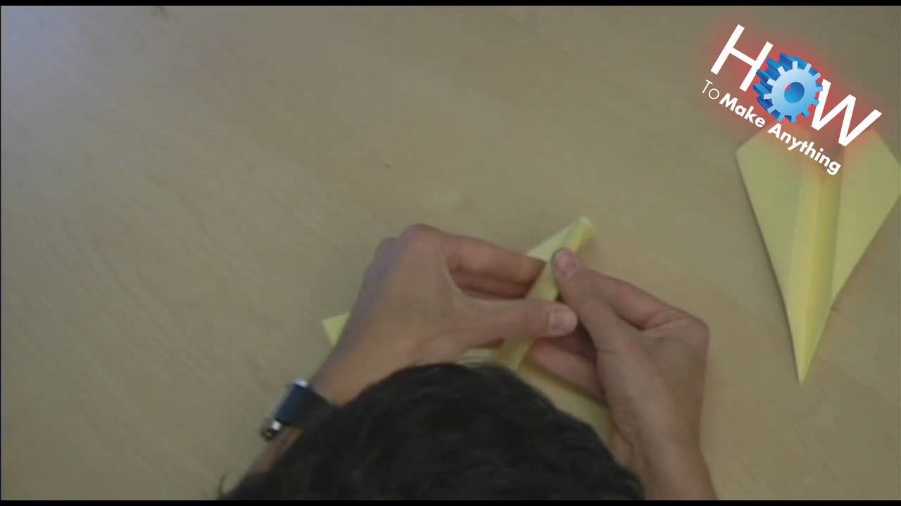 How to Make a Paper Airplane 2