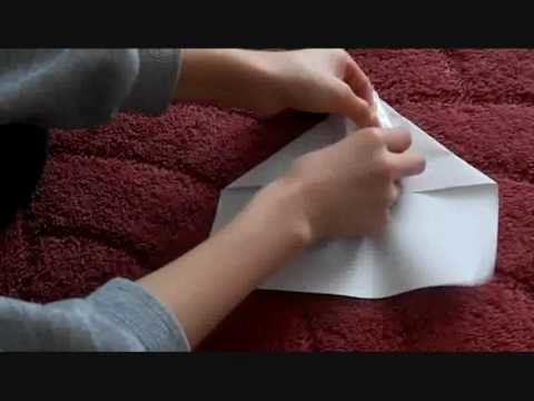 How To Make The Best Design For A Paper Areoplane*