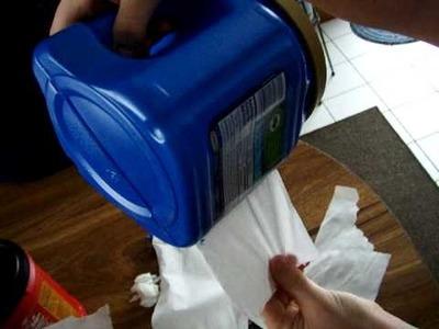 Outdoor Survival: Toilet Paper Dispenser