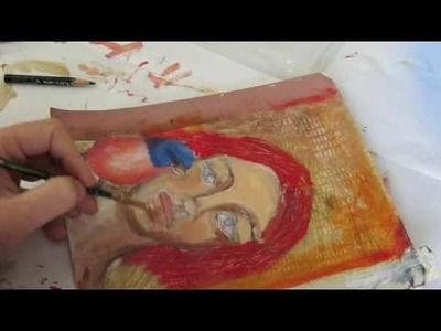Playing with Rosin Paper - Part 4 - by Zorana