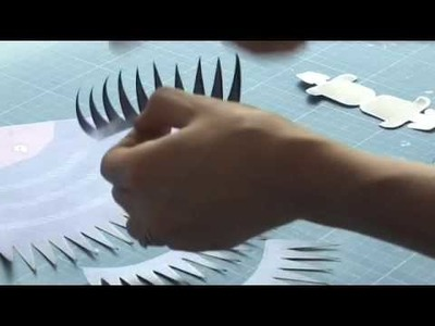 PrintFriends - Curling Prickles: How-to curl paper. with Ruth Pickett