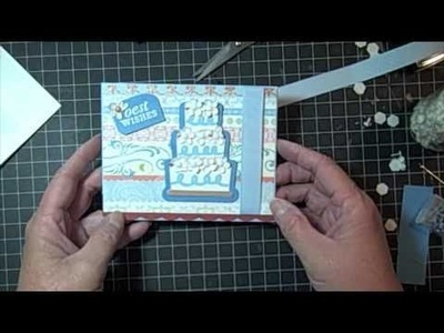 Wedding Shower Card - Paper Renee Episode 12