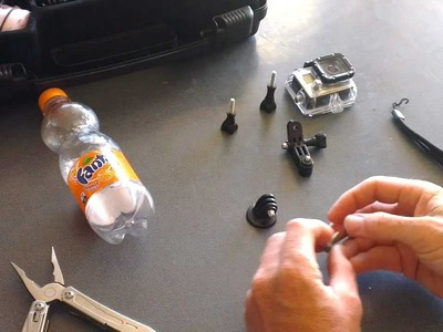 GoPro DIY easy budget float handle, gopole bobber