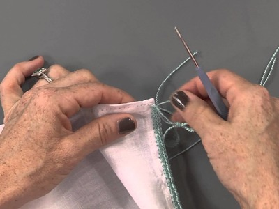 Loose Ends: How To Create Vintage-Inspired Lace Edging