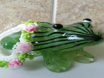 Rainbow Loom- Queen's Garden Bracelet (Original Design, Inspired by Yarnjourney and Seawolfecl)