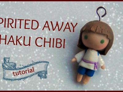 Spirited Away Haku Chibi Polymer Clay Tutorial