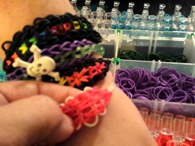 The Rainbow Loom & off brand loom