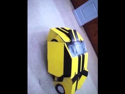 Transformers Bumblebee Halloween Costume | Klutter #2