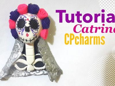 TUTORIAL: Polymer Clay Sugar Skull Lady! ♥. Catrina de Arcilla Polimerica. ♥