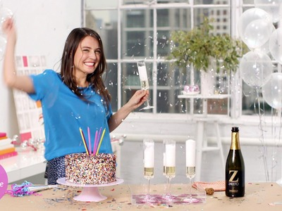 3 Ways to Celebrate with Confetti - DIY Style - Martha Stewart