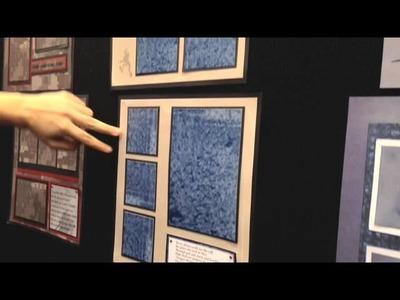 CHA 2012 - Uniformed Scrapbooks Of America - Double Page Layout Kits