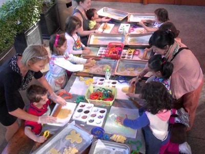 Cookies and Craft at Lilies - Kids at the Park