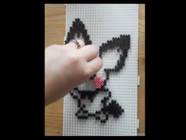 Hama Beads: Pichu