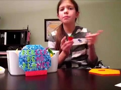How To Make A Perler Bead Strawberry