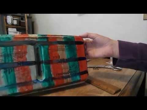 How to make egg carton mancala game