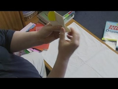 How To Paper Fold A Fish