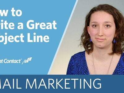 How to Write a Great Subject Line • Constant Contact