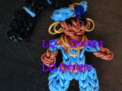 LQ Desings Original Princess Jasmine tutorial