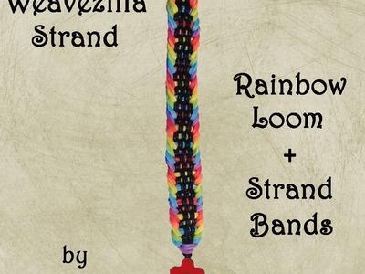 New Weavezilla Strand Bracelet - Rainbow Loom & Strand Bands - Monster Tail