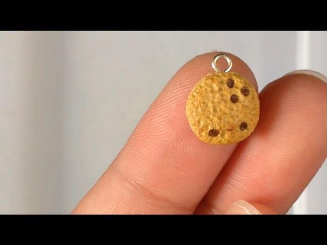 Polymer Clay Kawaii Cookie Tutorial (EASY)