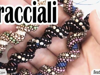 Sarubbest: bracciali bangle con spirale Russa Twisted Sarubbest