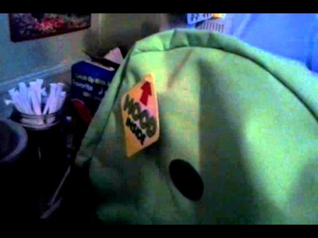Unboxing adventure time's finn's backpack part 2!