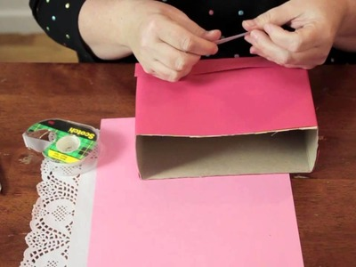 Valentine Card Carriers for Kids to Make : Cool & Functional Crafts
