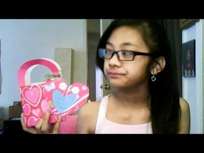 Valentine's Day Goodie Bags Ideas!