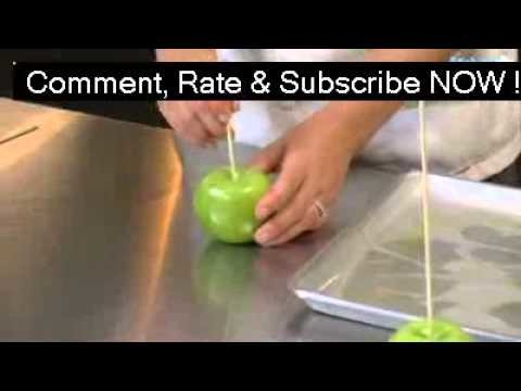 Web Design | How to Make Perfect Candy Apples