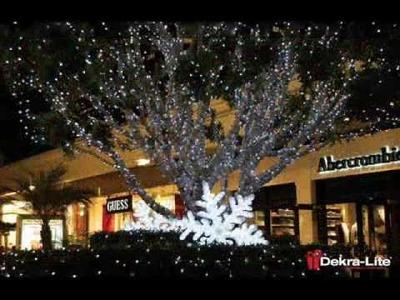Decoration Garland & Wreaths - Dekra-Lite Commercial Outdoor Christmas Decorations